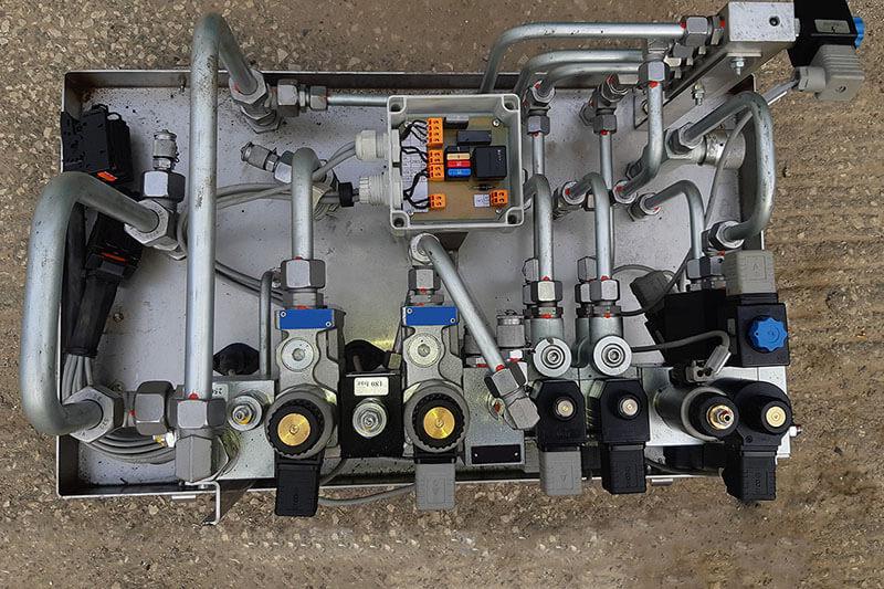 Hidraulika javítás